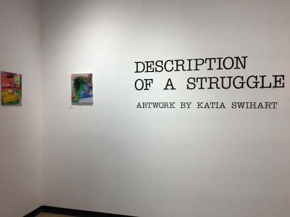 Exhibition by Katia Swihart